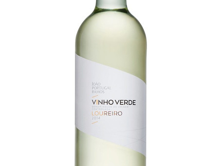 WINE OF THE WEEK: João Portugal Ramos Vinho Verde Loureiro 2014