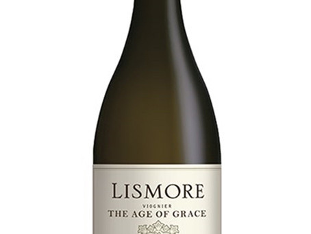 WINE OF THE WEEK: Lismore The Age of Grace Viognier 2016, Cape South Coast, South Africa