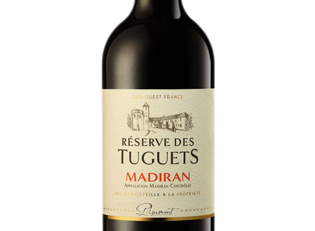 WINE OF THE WEEK: Réserve des Tuguets Madiran 2017, France