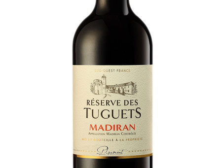 WINE OF THE WEEK: Réserve des Tuguets Madiran 2017, France
