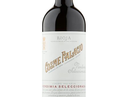 WINE OF THE WEEK: Cosme Palacio Rioja Vendimia Seleccionada 2016, Rioja, Spain