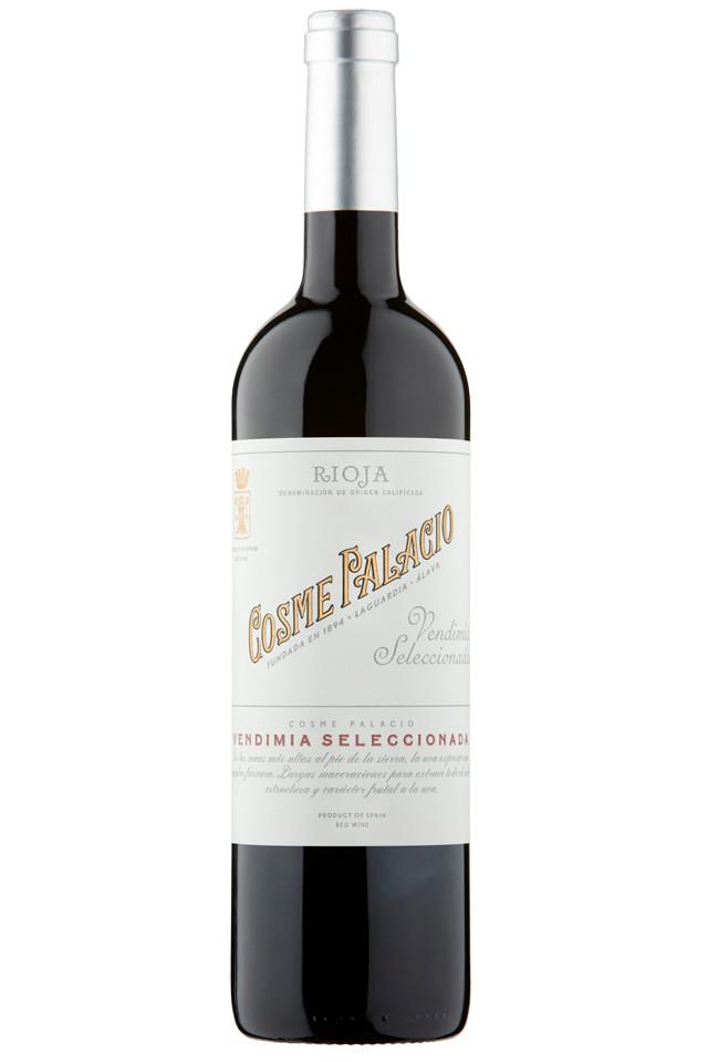 Cosme Palacio Rioja