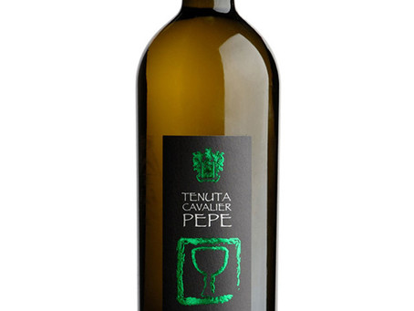 WINE OF THE WEEK: Tenuta Cavalier Pepe Nestor Greco di Tufo 2015, Campania, Italy