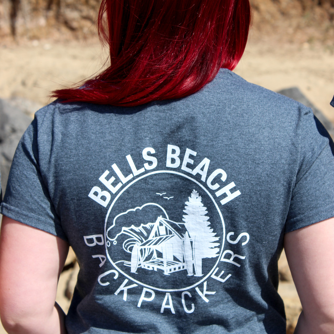 Bells Beach Backpackers Merchandise Tshi