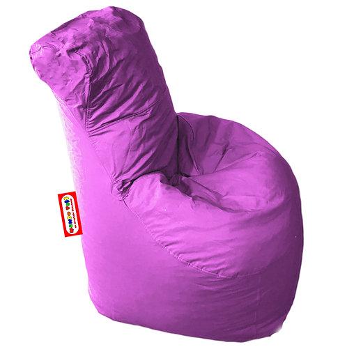 Sillon Puff Panzon. Ideal Para Personas De Hasta 90 kg