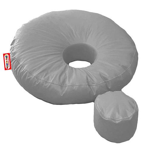 Puff Hole Estandar. Ideal Para Personas De Hasta 55 kg