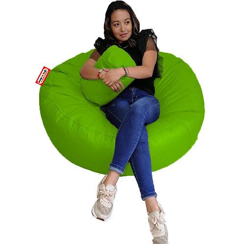Puff Hole Jumbo. Ideal Para Personas De Hasta 90 kg