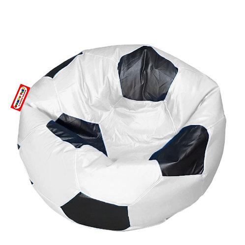 Sillon Puff Balon de Futbol Soccer Chico. Ideal Para Peques De Hasta 25 kg