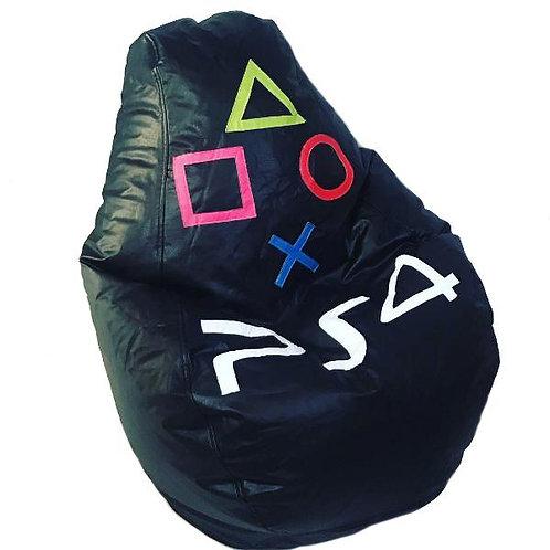 Sillon Puff Pera Grande PS4. Para Personas De Hasta 95 Kilos