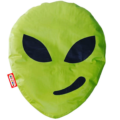 Sillon Puff Alien. Ideal Para Personas De Hasta 70 Kg