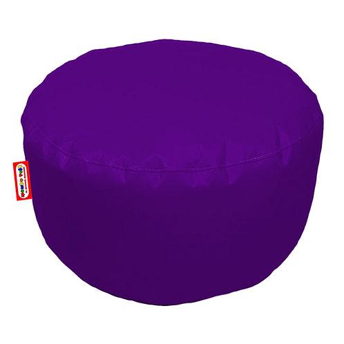 Sillon Puff Circular Grande. Para Personas De Hasta 110 Kilos