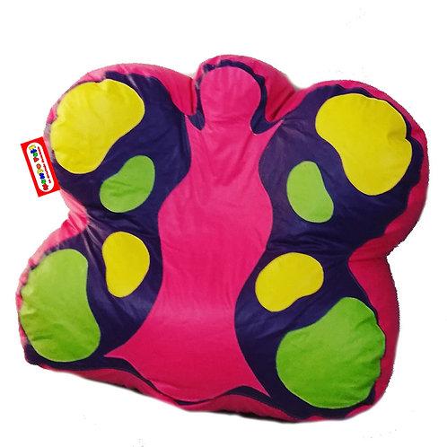 Sillon Puff Mariposa. Ideal Para Personas De Hasta 75 Kg