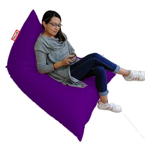 Sillon Puff Triangular. Para Personas De Hasta 80 Kilos