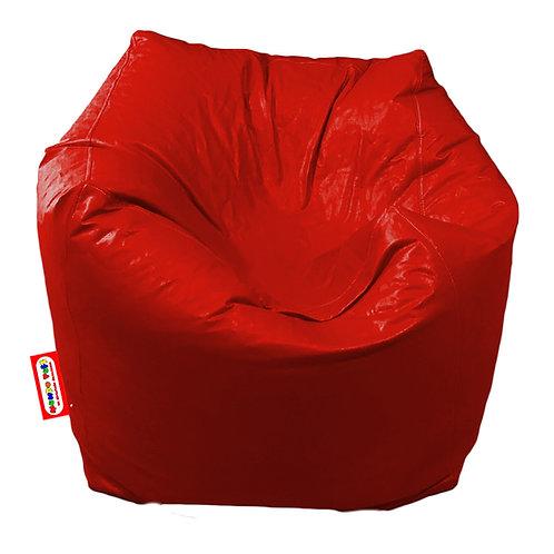 Sillon Puff Cubo liso Grande. Para Personas De Hasta 100 Kilos de peso