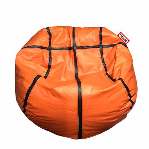 Sillon Puff Balon Basquetball. Ideal Para Personas De Hasta 85 Kg