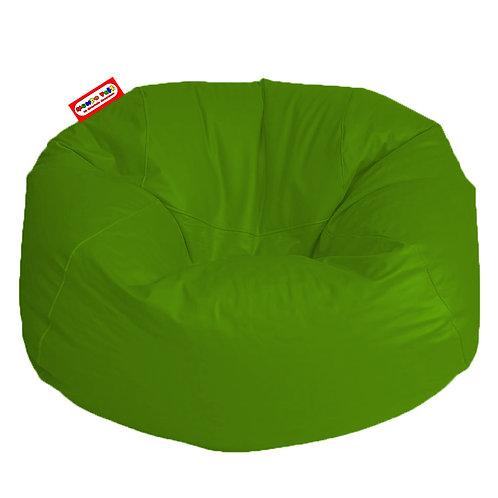 Sillon Puff Esfera Jumbo.110 cm de diametro, Soporta hasta 130 kilos