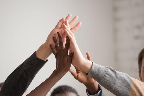 High Fives Helping Hands