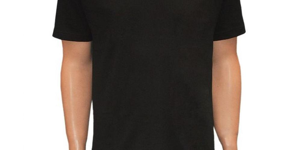 Camiseta Básica Preta M/C