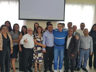 Posse da Diretoria do Sindicato Dos Trabalhadores Têxteis de Guarulhos.