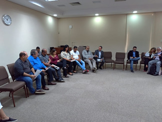 Presidente Jorge Ferreira se reuni com sindicato em reunião do fórum sindical e perspectivas econômi