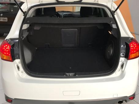 Mitisubish asx 2016 instalação de som kit 2 vias amplificador e caixa feita para o carro