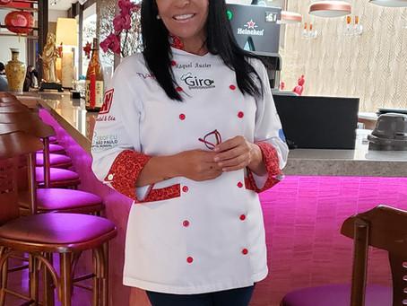 Giro da Gastronomia! Eu sou Raquel Auzier venha comigo dar um giro pelos Restaurantes.