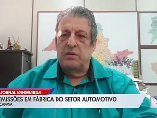 Indústria de peças automotivas demite 80 funcionários em Caçapava, diz sindicato