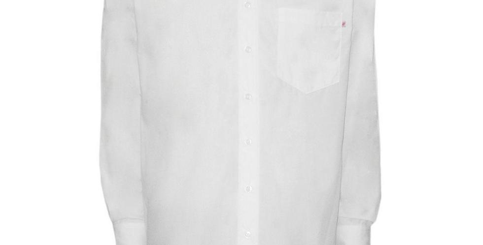Camisa Social Branca M/L