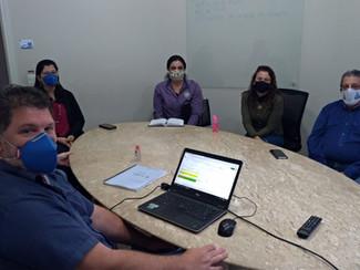 Reunião de PLR/PPR com a empresa Treves do Brasil - Caçapava ( Sindmestres e Sindicato Têxtil de Tau