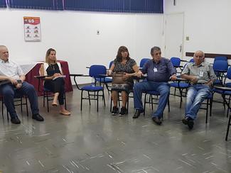 Reunião do PPR com os trabalhadores da Santista Têxtil de Tatui.