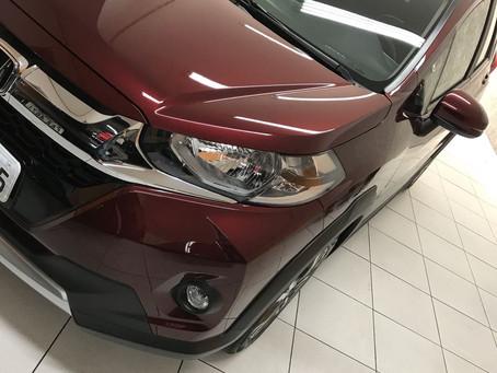 Honda WRV2018 aplicação de anti vandalismo ps8 g05