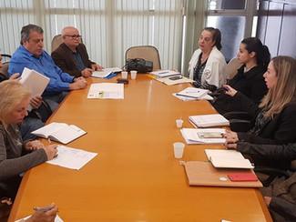 Negociação da Convenção Coletiva De Trabalho na Fiesp com o Sietex . Sindcordoalha e Simmesp. Fetrat