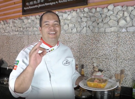 Chef Ricardo Cândido
