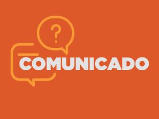 Comunicado do Sindmestres em relação as medidas de contenção tomadas no combate ao Covid-19