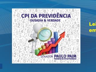 CPI da Previdência Ousadia & Verdade