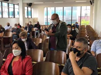 Reunião com Sindicatos Têxteis do Estado de São Paulo