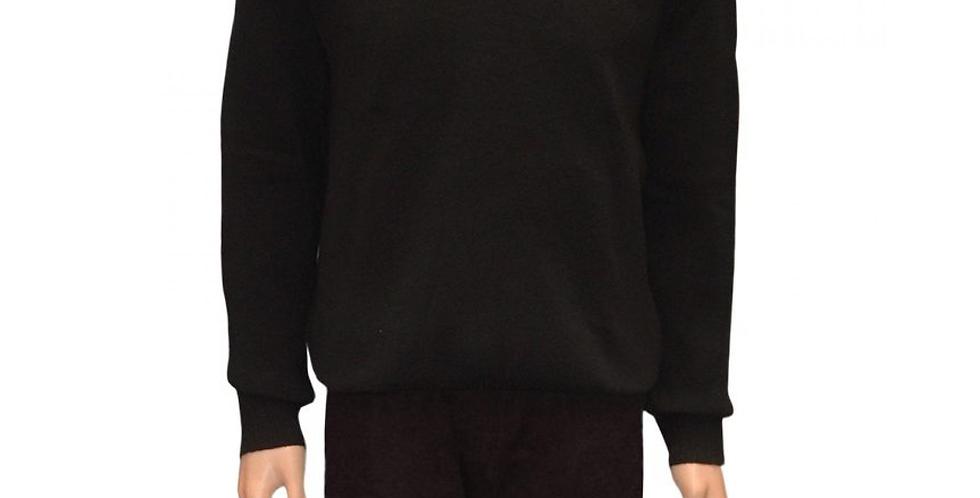 Suéter de Lã Preto
