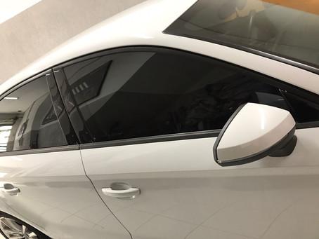 Audi a3 2017 desbloqueio de dvd Tv full hd, espelhamento, câmera de ré e insulfilme profissional g20