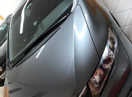 Civic 2015 instalação de sensor de estacionamento, e bancos 100% couro