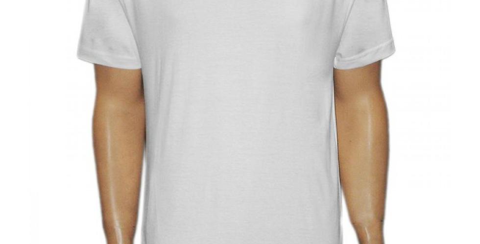 Camiseta Básica Branca M/C