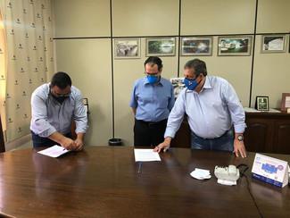 Reunião com trabalhadores da Empresa Maliber em Itatiba.
