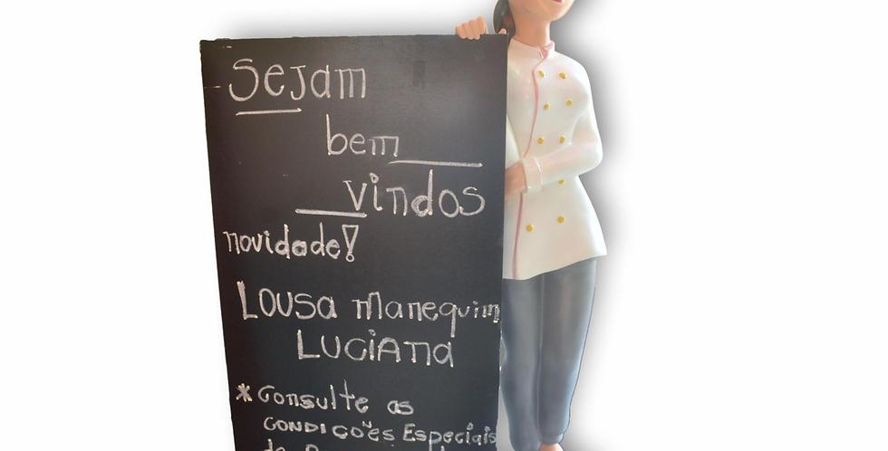 Lousa Manequim Luciana