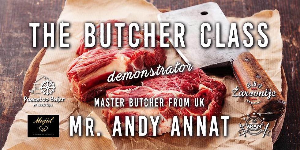 The Butcher Class