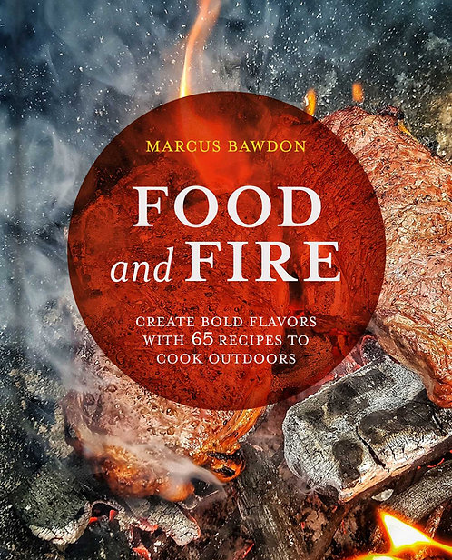 Food and Fire - Marcus Bawdon