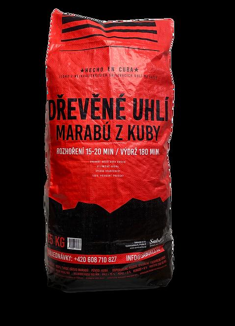 Premium oglje Marabu