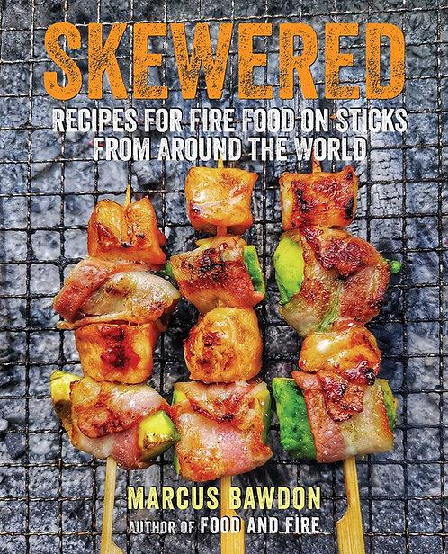 Skewered - Marcus Bawdon