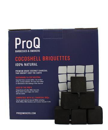 ProQ Cocoshells briketi za žar