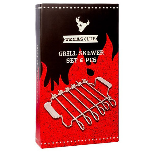 Texas Club Grill Skewers