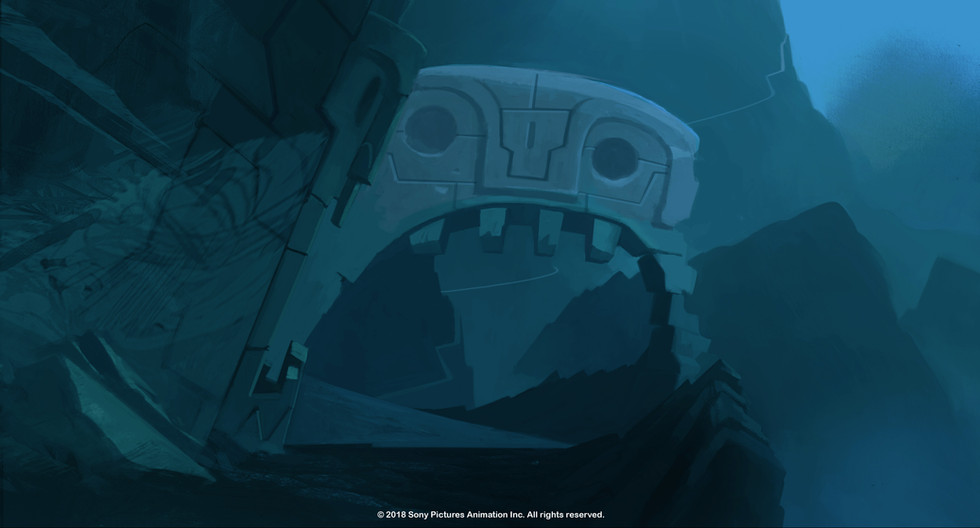 VISUAL DEVELOPMENT for Hotel Transylvania 3  © 2018 Sony Pictures Animation Inc. All rights reserved..