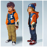 CHARACTER DESIGN AND ART DIRECTION FOR - INVIZIMALS join the hunt - TV serie.jpg